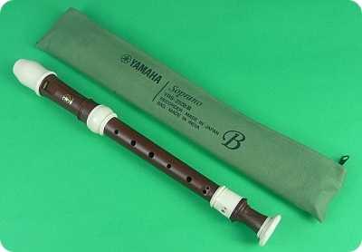 yamaha plastic soprano recorder